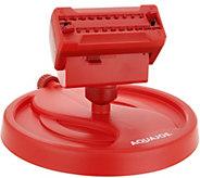 Aqua Joe Oscillating Sprinkler with Customizable Spray Patterns - M56328