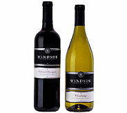 Vintage Wine Estates S/2 Windsor Vineyards Platinum Series - M115029