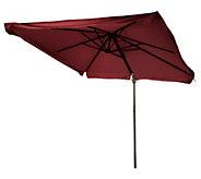 ATLeisure 8.5 Square Olefin Offset Patio Umbrella - M42929
