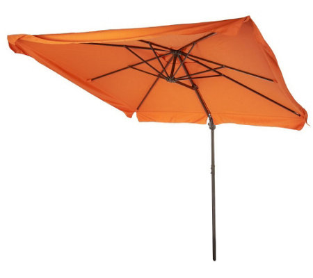 atleisure 8 5 square olefin offset patio umbrella