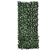 Compass Home 10 Flexible Faux Ivy Privacy Fence - M48529