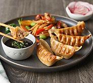 Perfect Gourmet 40 Count Chicken, Pork, Veggie or Beef Potstickers - M57229