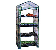 Gardman 4-Tier Mini Greenhouse - M113830