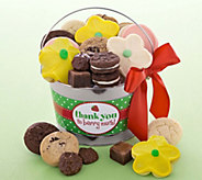 Cheryls  Thank You Bunches Gift Pail - M115430