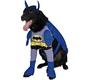 Rubies Batman Pet Costume For Big Dogs -XX Large - M116130
