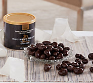 Ships 12/5 Squirrel Brand (3) 1 lb. Tins Dark Chocolate Coconut Cashews - M51230