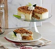 Juniors 3 lb. Apple Crumb Cheesecake - M52330