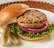 Hip Chick Farms (16) 3 oz. Turkey Burgers - M55330
