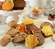 SH 10/16 Cheryls 50-Piece Fall Bakery Sampler Auto-Delivery - M56130