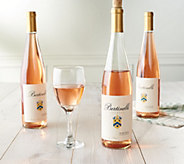 Ships 5/14 Vintage Wine Estates Valerie Bertinelli 3 Bottle Set - M57630