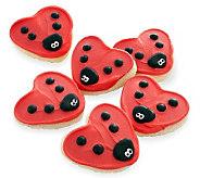 Cheryls 12 Ladybug Cutouts - M113331