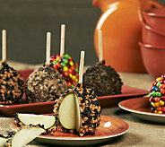 Mrs. Prindables 16-piece Candy Bar Apple Assortment - M45731