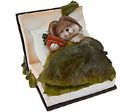 Plow & Hearth Illuminated Animal Book Dreamer - M52331
