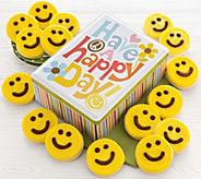 Cheryls Happy Face Gift Tin - M115432