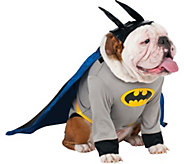 Rubies Batman Pet Costume For Big Dogs - XXX Large - M116132