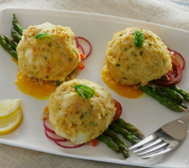 The Perfect Gourmet (8) or (16) 3 oz. Crab Cakes
