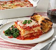 Davios (2) 2-lb Trays of Three Cheese Lasagna - M55732
