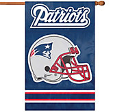 NFL Applique Banner Flag - M115733