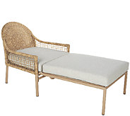 ED On Air Woven Chaise Lounge by Ellen DeGeneres - M45933