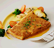 Ship week 12/7 Perfect Gourmet (10) 3.4 oz. Bourbon Glazed Tilapia - M48633