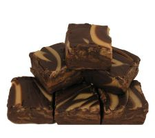 Country Fresh Sugar-Free Chocolate Peanut Butter Fudge
