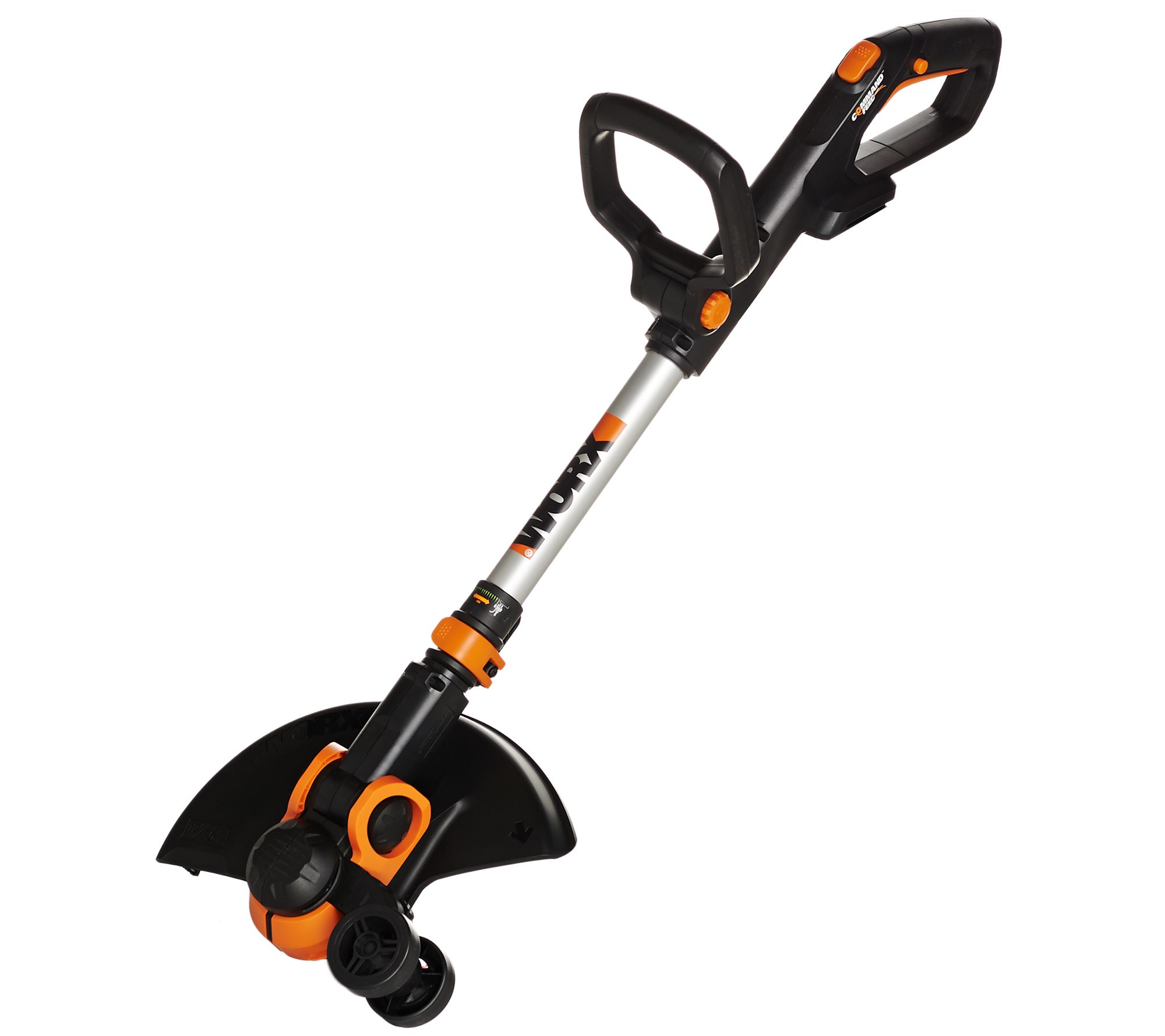 Worx 3 0 Trimmer & Edger w 2 Batteries mand Feed & 6 Spools