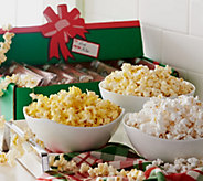 Farmer Jons (15) 3.5 oz. Bags Virtually Hulless Popcorn in Holiday Box - M51034