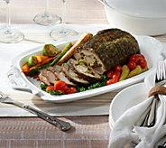 SH 12/5 Rastelli Market Fresh 3 lb. Stuffed Pork Roast - M52734