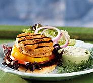 The Perfect Gourmet (12) 3.5 oz Salmon Burgers - M113535