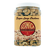Germack Roasted Salted Super Large Whole Cashews - M114135