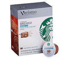 Starbucks Verismo Decaf Pike Place Roast CoffeePods - 72-Pack