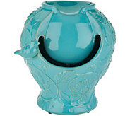 Classic Embossed Tabletop Fountain by Evergreen - M52135