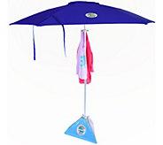 beachBUB 7-1/2 All-in-One Beach Umbrella System - M54635