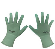Martha Stewart 3 Pair Non-Slip Grip Garden Gloves - M55935