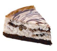 Junior's New York Chocolate Swirl Cheesecake
