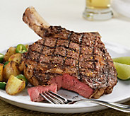 Kansas City Steak Co. (4) 18-oz Bone-in RibeyeSteaks - M104036