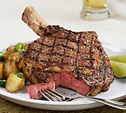 Kansas City Steak Co. (4) 18-oz Bone-in RibeyeSteaks - M104036