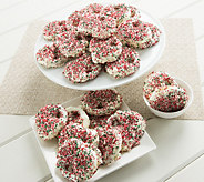 Shp 10/31 Landies Candies 24 White Candy Caramel Pretzels - M115536