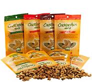 Germack (8) 3.5-oz Castachios Variety Pack - M116036