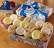 Cheryls Fathers Day Cookie Box - 18 AssortedCookies - M117136