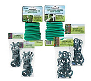 Ultimate 82 Piece Indoor/ Outdoor Garden Clip and Tie Kit - M29236