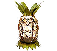Decorative Solar Pineapple Lantern - M51636
