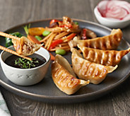 Perfect Gourmet 160-ct Chicken, Pork, Veggie Beef or Combo Potstickers - M57236
