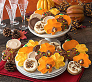 Ships 11/1 Cheryls Thanksgiving ButtercreamCookies 24 pcs - M114937
