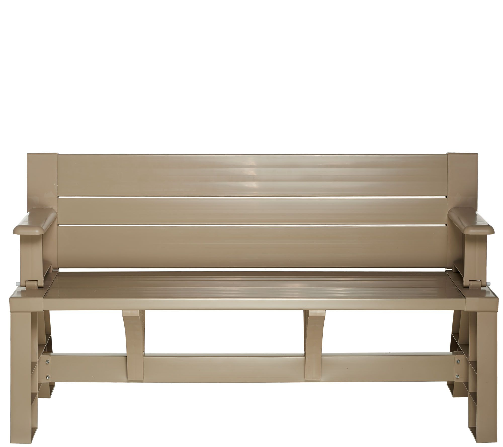 Convert-A-Bench Ultra III Outdoor 2-in-1 Bench-to-Table
