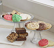 Cheryls 48-piece Holiday Cookie and Brownie Assortment - M49137