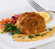 Great Gourmet (6) 8 oz. Colossal Crab Cakes Auto-Delivery - M52937
