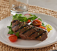 Kansas City (10) 4 oz. Top Sirloin Sandwich Steaks Auto-Delivery - M54137