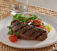 Kansas City (10) 4 oz. Top Sirloin Sandwich Steaks Auto-Delivery - M54137