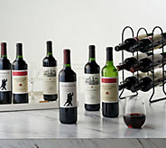 Vintage Wine Estates Holiday 12 Bottle Set - M56137